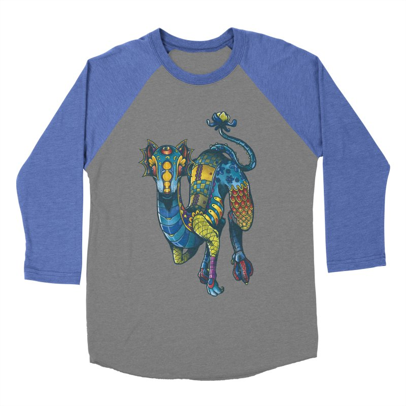 Mexican Culture - Alebrije 2 Women's Baseball Triblend T-Shirt by tavosantiago Shop
