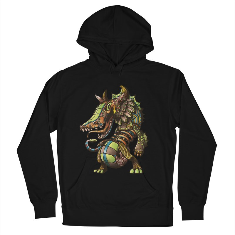 Mexican Culture - Alebrije 3 Men's Pullover Hoody by tavosantiago Shop