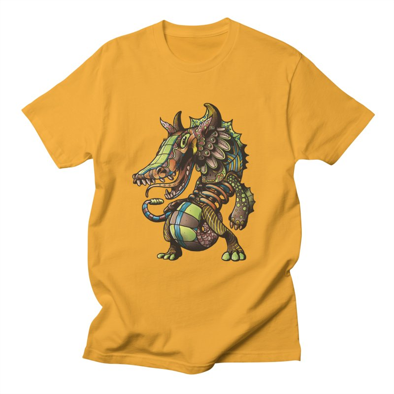 Mexican Culture - Alebrije 3 Men's T-Shirt by tavosantiago Shop