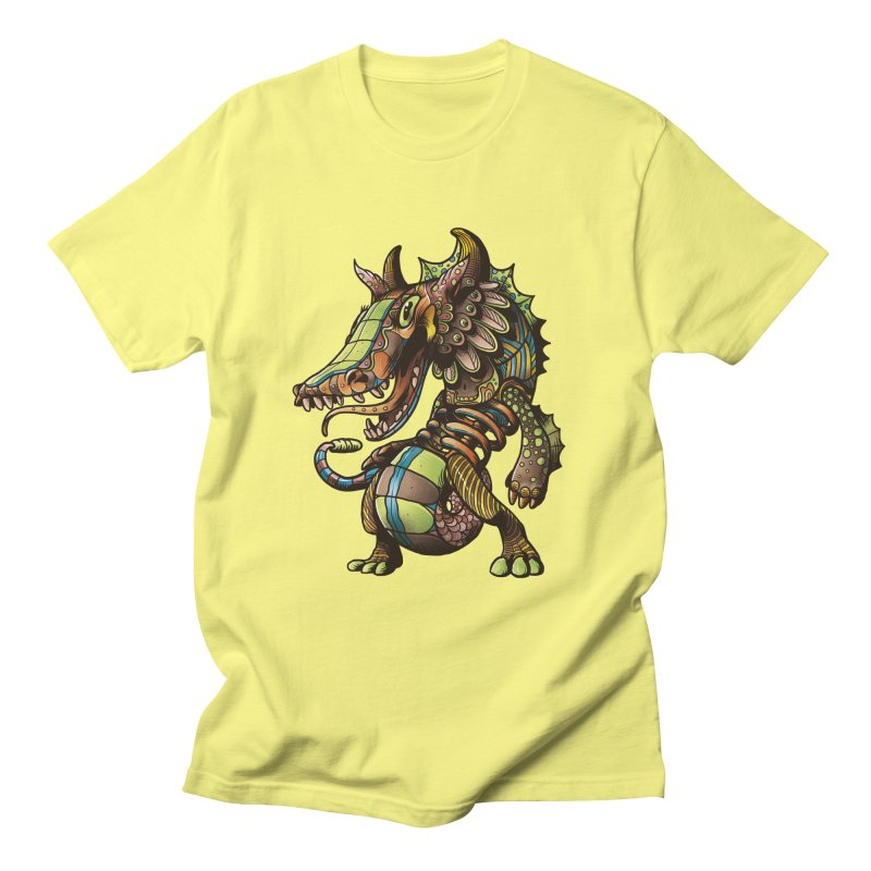Mexican Culture - Alebrije 3 Men's T-shirt by tavosantiago Shop
