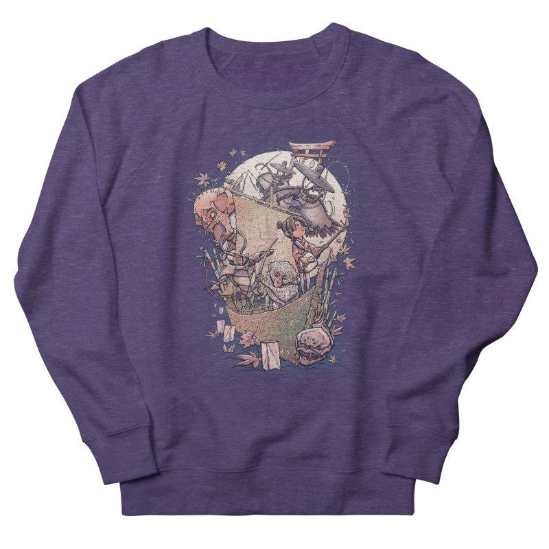 Kubo's Legend Women's Sweatshirt by Taylor Rose Makes Art