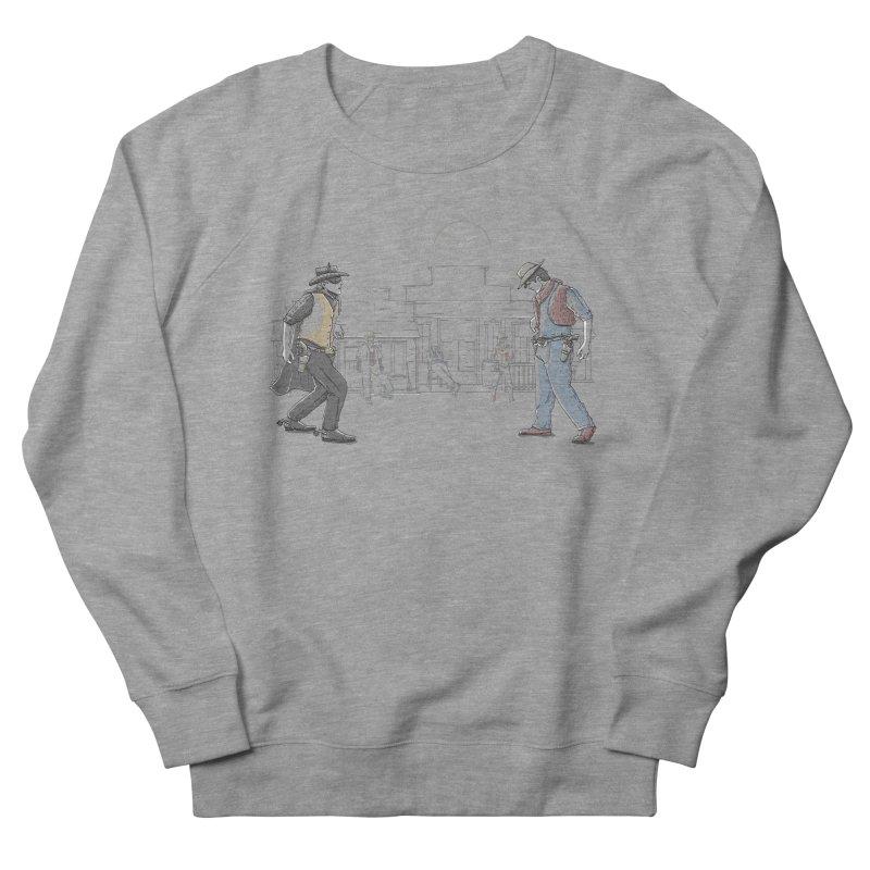 DC Showdown Women's Sweatshirt by Taylor Rose Makes Art