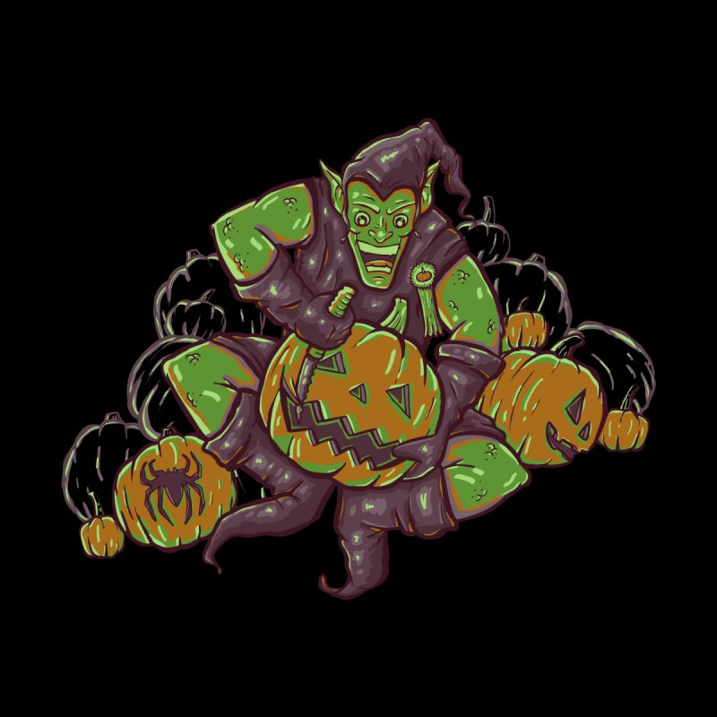 Green's Halloween Men's Tank by Taylor Rose Makes Art