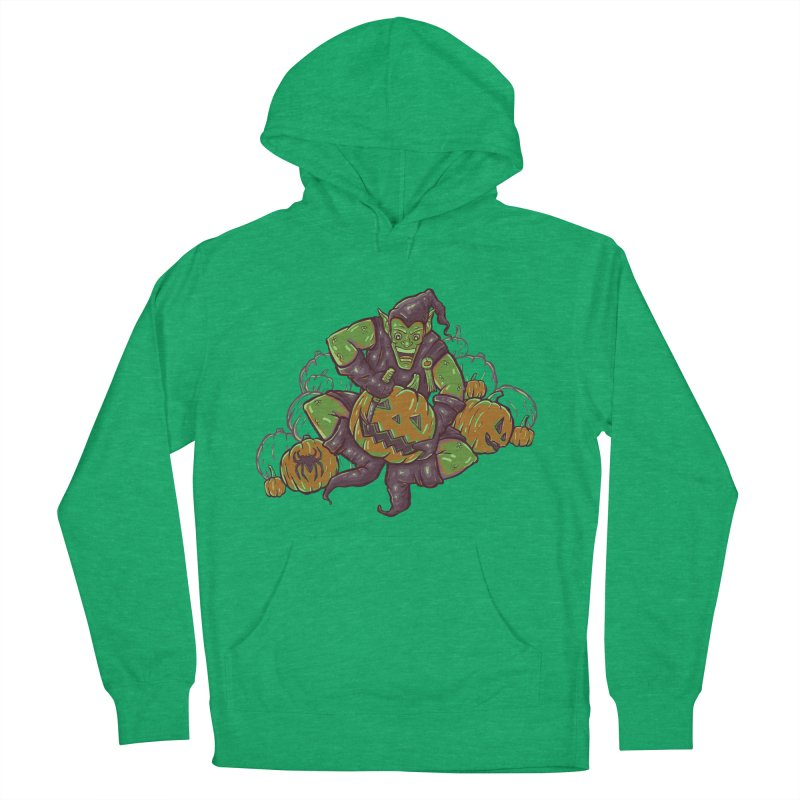 Green's Halloween Women's Pullover Hoody by Taylor Rose Makes Art