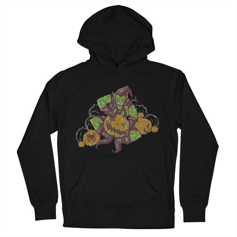 Green's Halloween Men's Pullover Hoody by Taylor Rose Makes Art