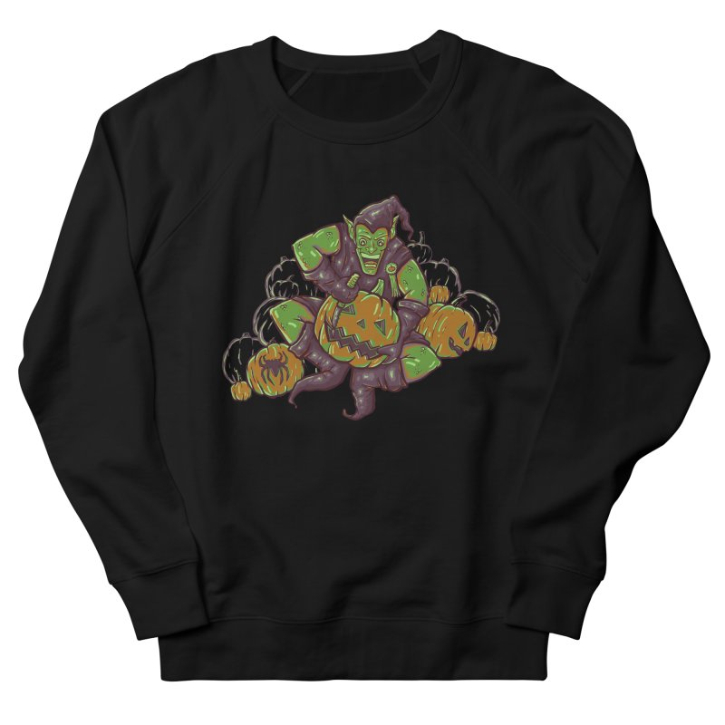 Green's Halloween Men's Sweatshirt by Taylor Rose Makes Art