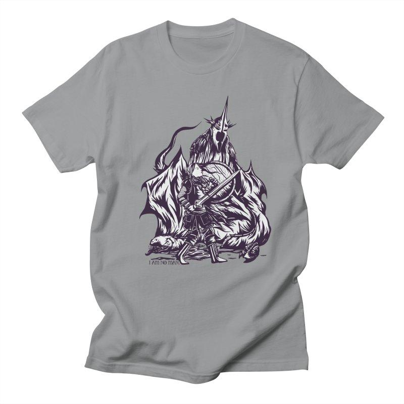I Am No Man Men's T-Shirt by Taylor Rose Makes Art