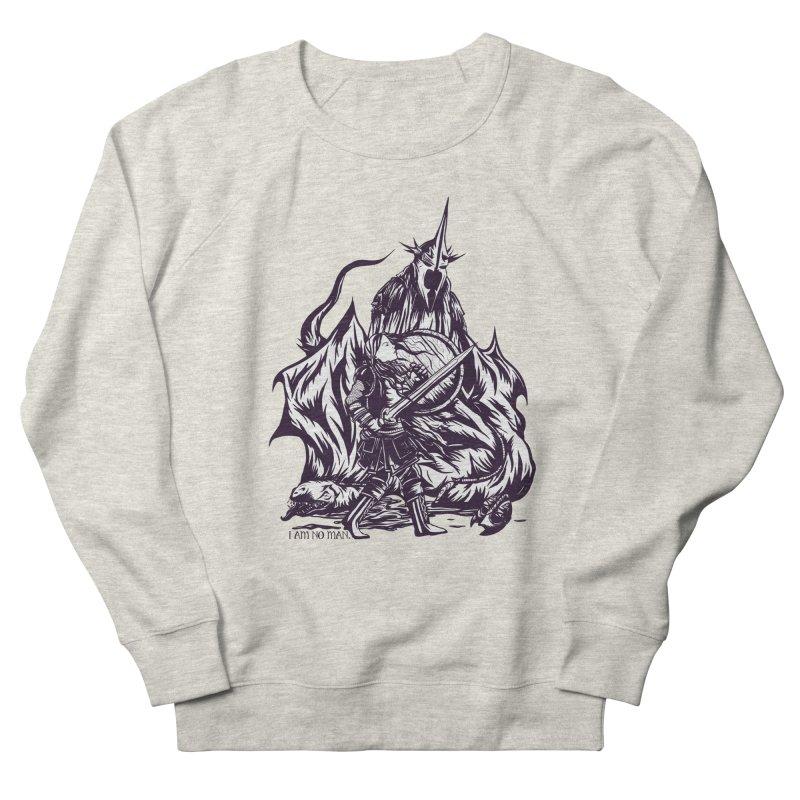 I Am No Man Men's Sweatshirt by Taylor Rose Makes Art