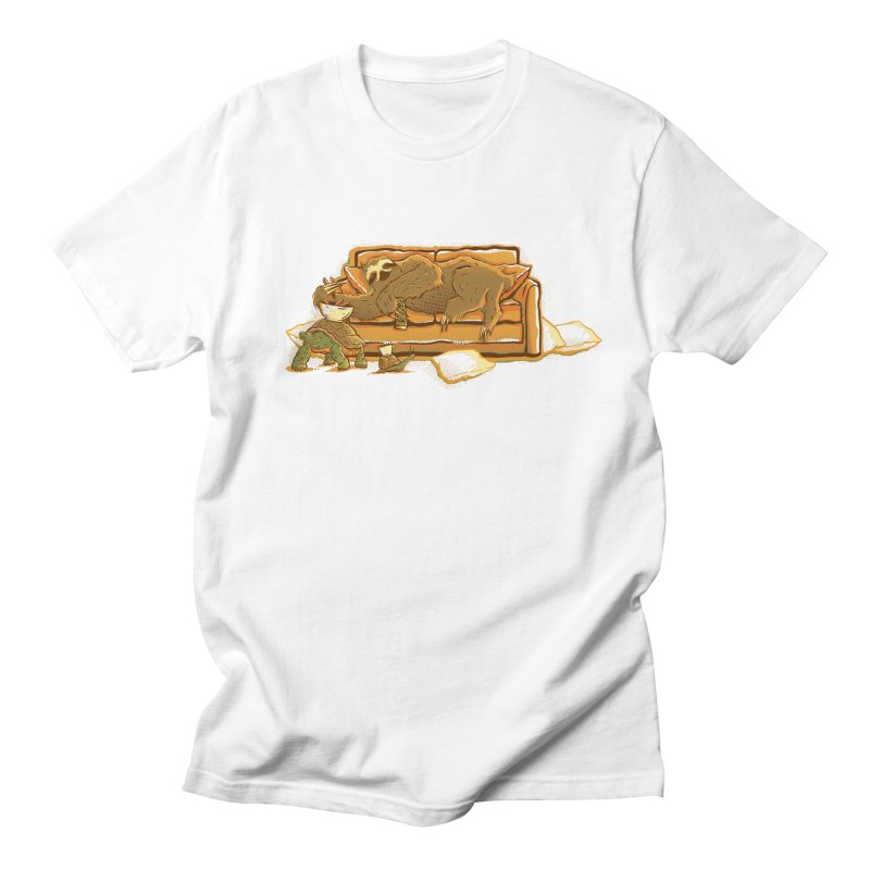 Slow Party Men's T-Shirt by Taylor Rose Makes Art