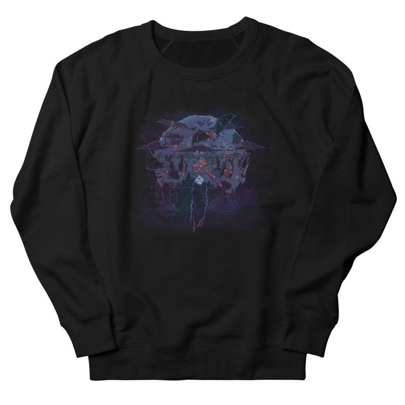 Vampire Jams Women's Sweatshirt by Taylor Rose Makes Art