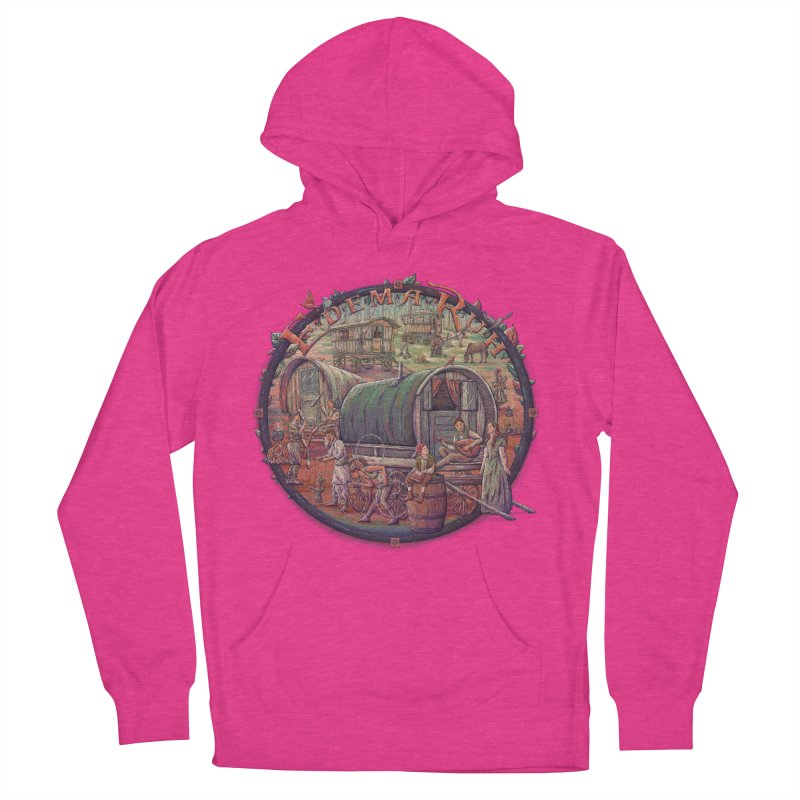 Edema Ruh Women's Pullover Hoody by Taylor Rose Makes Art