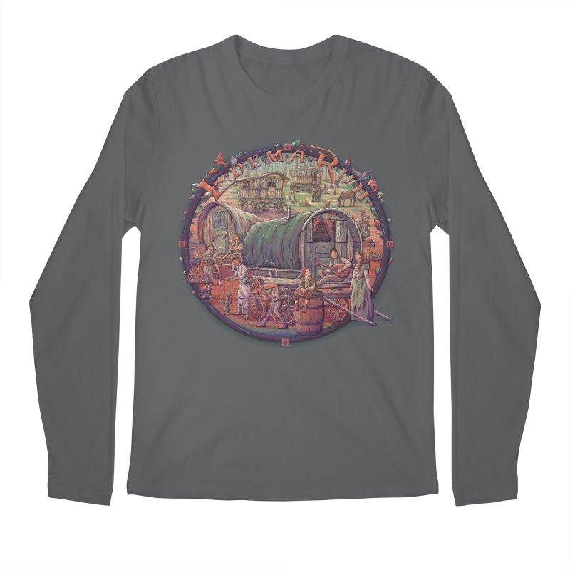 Edema Ruh Men's Longsleeve T-Shirt by Taylor Rose Makes Art