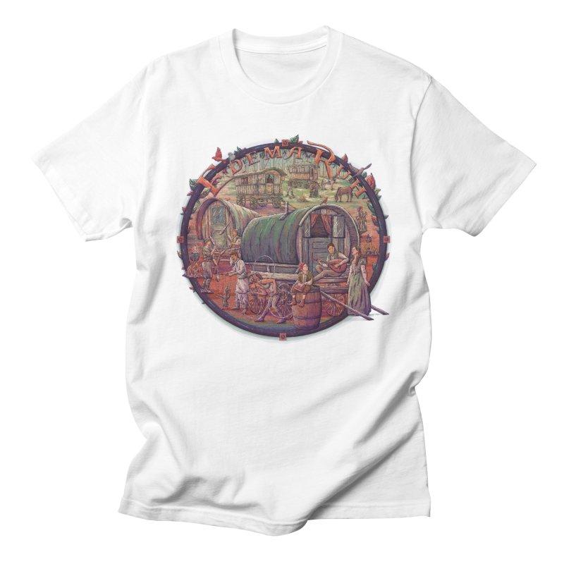 Edema Ruh Men's T-Shirt by Taylor Rose Makes Art