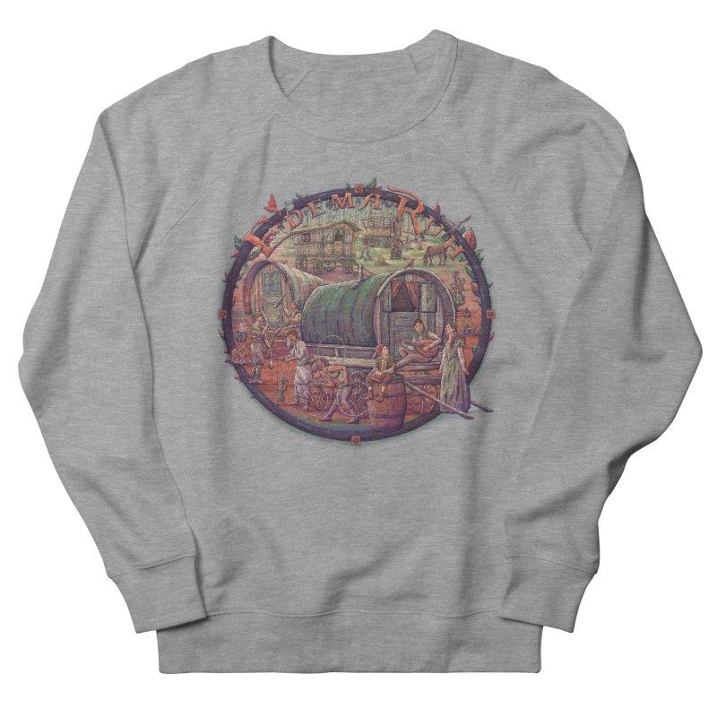 Edema Ruh Women's Sweatshirt by Taylor Rose Makes Art