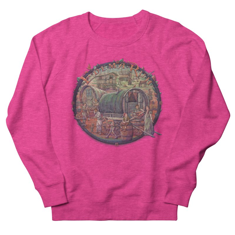 Edema Ruh Men's Sweatshirt by Taylor Rose Makes Art