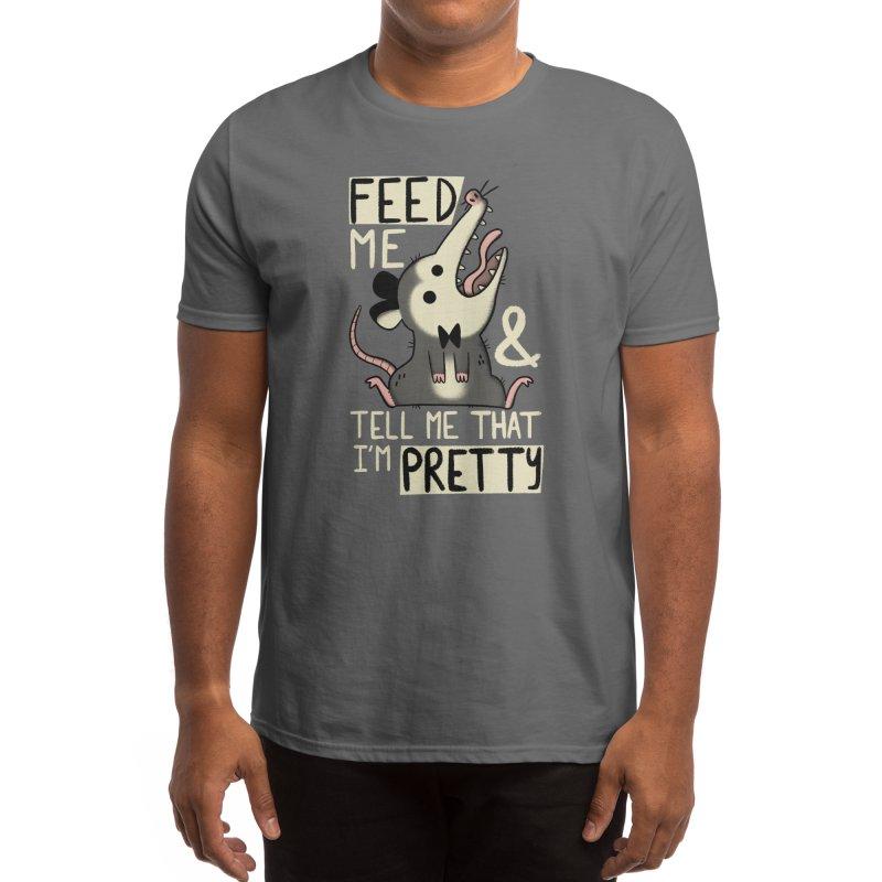 Pretty Possum Men's T-Shirt by taylorross1's Artist Shop