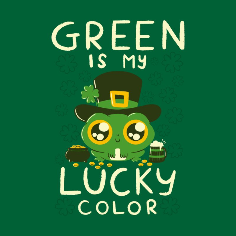 Lucky Color Men's T-Shirt by taylorross1's Artist Shop