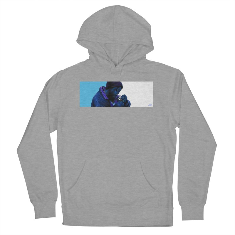 Belly 4 Men's French Terry Pullover Hoody by TBH805