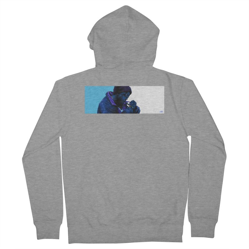 Belly 4 Men's Zip-Up Hoody by TBH805