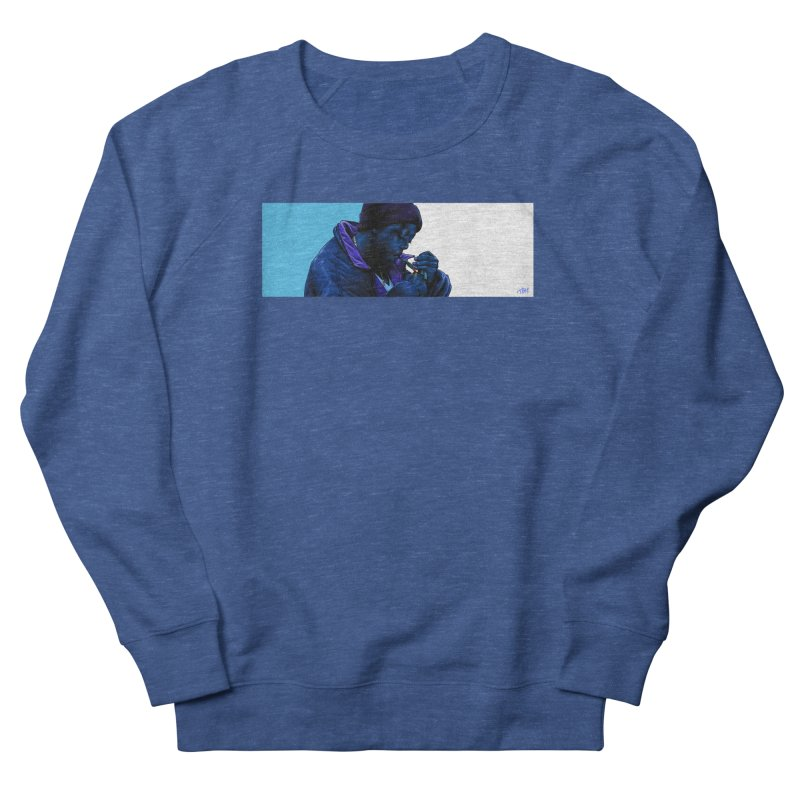Belly 4 Men's French Terry Sweatshirt by TBH805