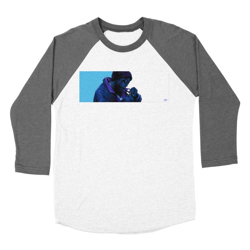 Belly 4 Men's Baseball Triblend Longsleeve T-Shirt by TBH805