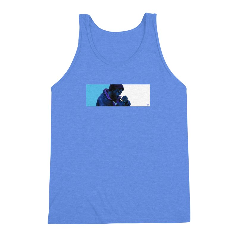 Belly 4 Men's Triblend Tank by TBH805