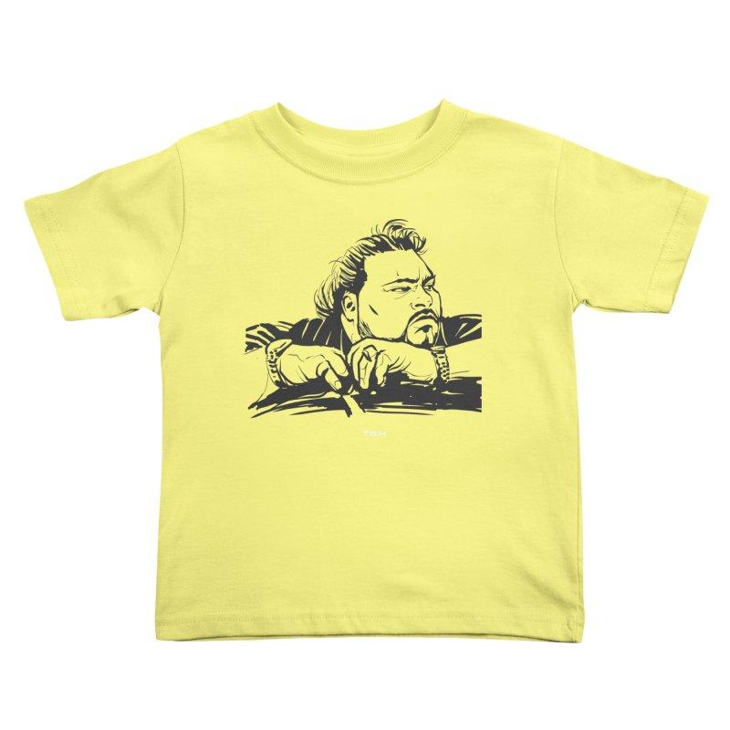PUN Kids Toddler T-Shirt by TBH805