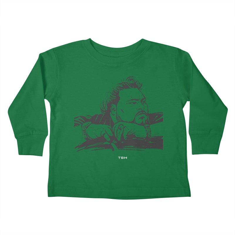 PUN Kids Toddler Longsleeve T-Shirt by TBH805