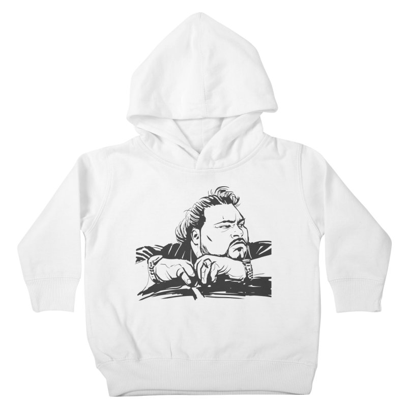 PUN Kids Toddler Pullover Hoody by TBH805