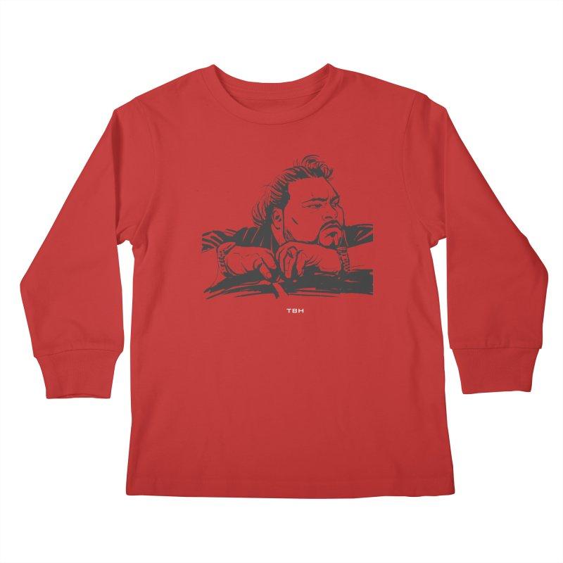 PUN Kids Longsleeve T-Shirt by TBH805