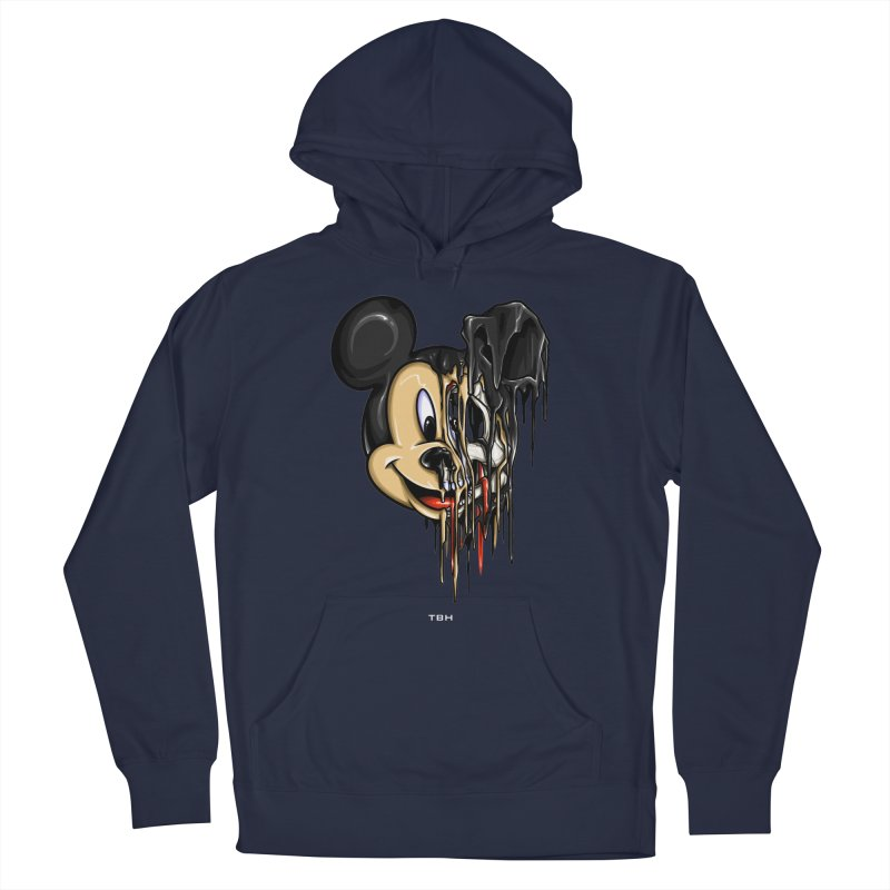 MELTY MOUSE Women's Pullover Hoody by TBH805