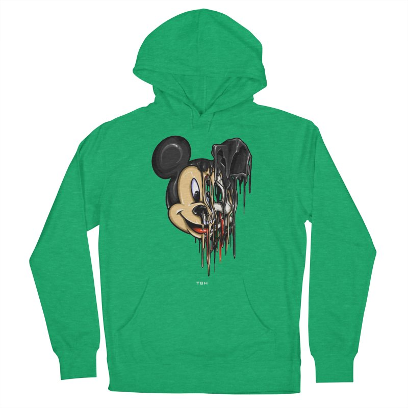 MELTY MOUSE Men's Pullover Hoody by TBH805