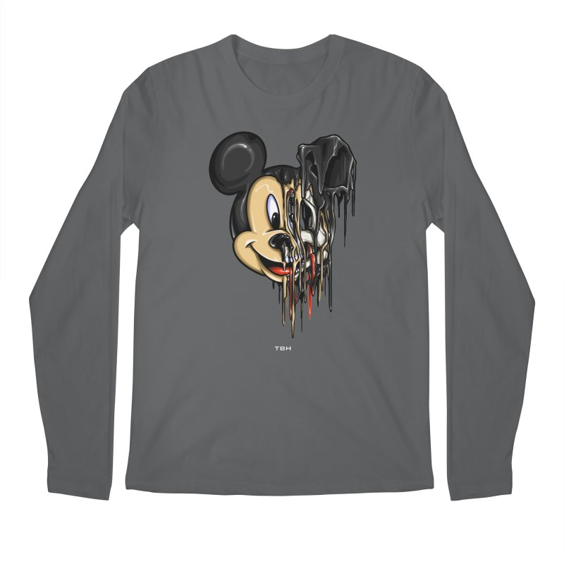 MELTY MOUSE Men's Regular Longsleeve T-Shirt by TBH805