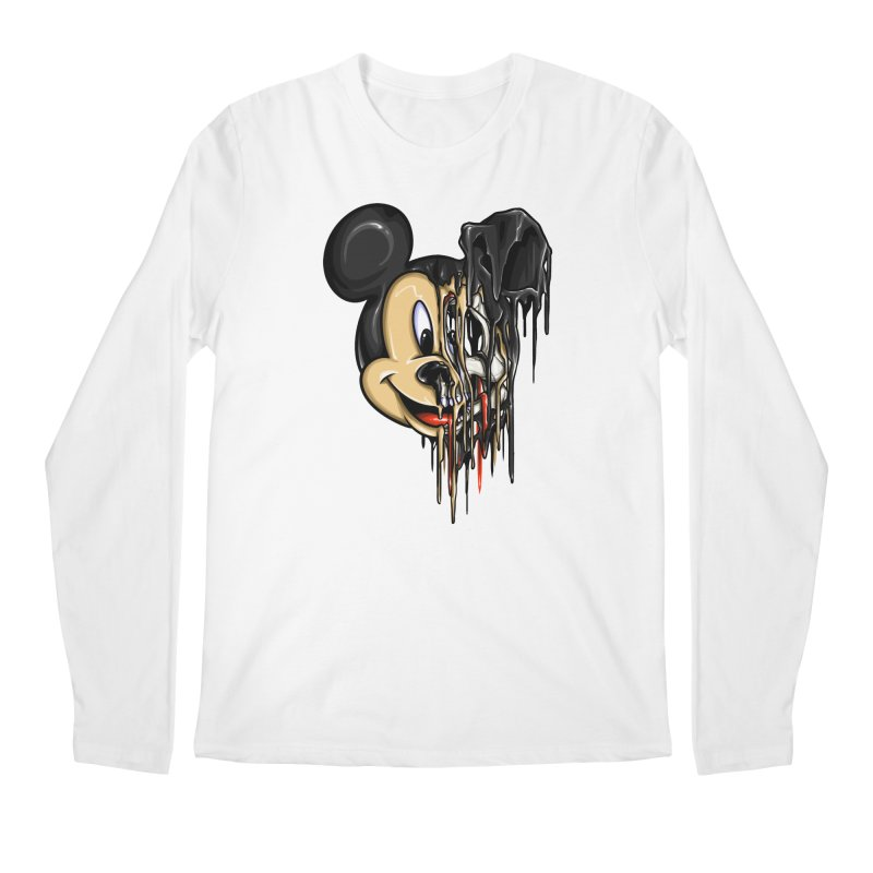 MELTY MOUSE Men's Longsleeve T-Shirt by TBH805