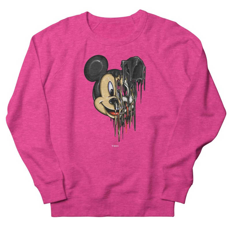 MELTY MOUSE Women's Sweatshirt by TBH805