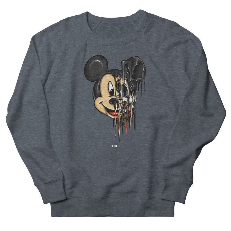 MELTY MOUSE Men's Sweatshirt by TBH805
