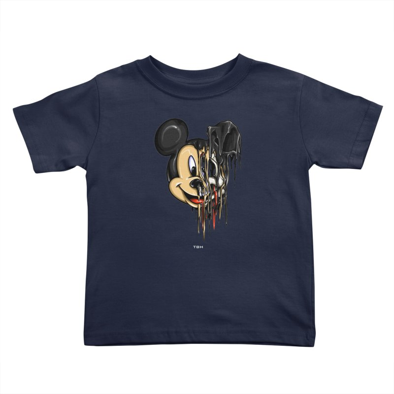 MELTY MOUSE Kids Toddler T-Shirt by TBH805