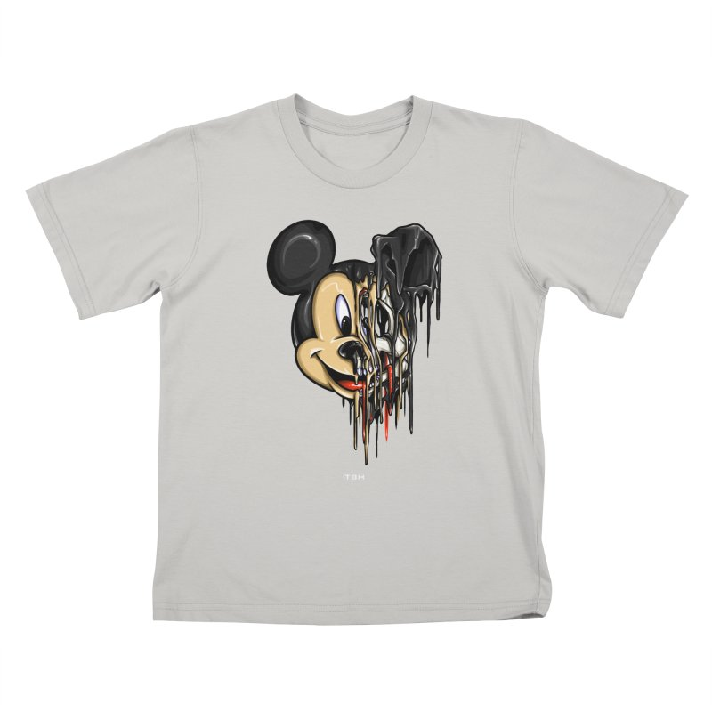 MELTY MOUSE Kids T-Shirt by TBH805