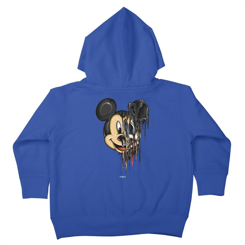 MELTY MOUSE Kids Toddler Zip-Up Hoody by TBH805