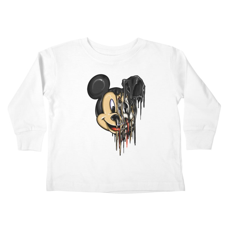 MELTY MOUSE Kids Toddler Longsleeve T-Shirt by TBH805