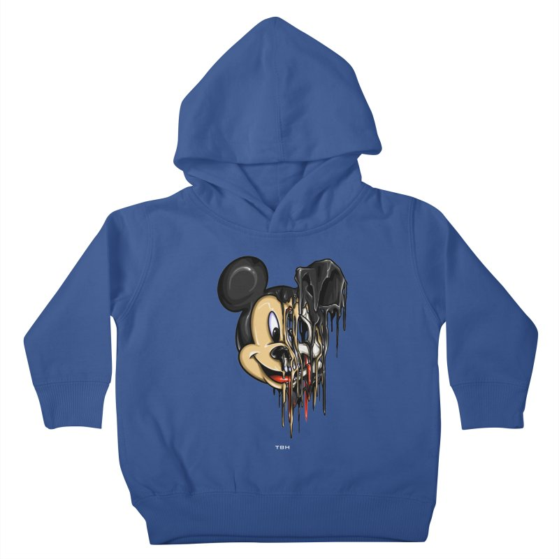 MELTY MOUSE Kids Toddler Pullover Hoody by TBH805