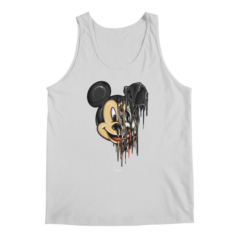 MELTY MOUSE Men's Tank by TBH805
