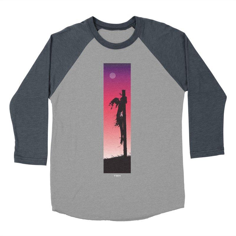 NRI Men's Baseball Triblend Longsleeve T-Shirt by TBH805
