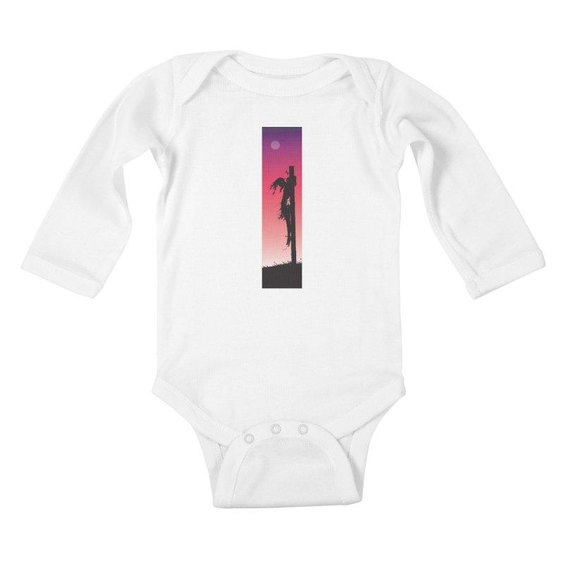 NRI Kids Baby Longsleeve Bodysuit by TBH805