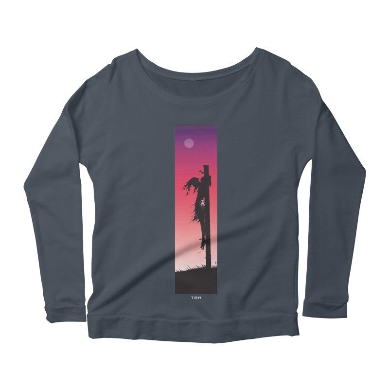 NRI Women's Scoop Neck Longsleeve T-Shirt by TBH805