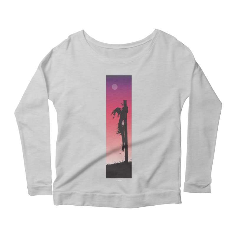 NRI Women's Scoop Neck Longsleeve T-Shirt by TBH805