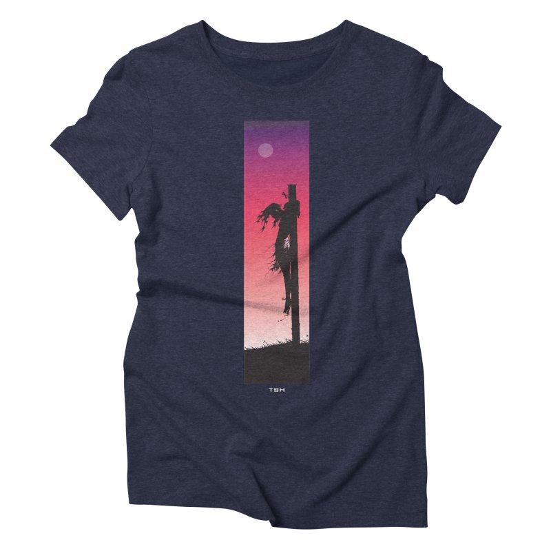 NRI Women's Triblend T-Shirt by TBH805