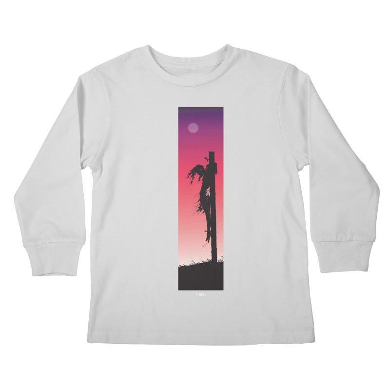 NRI Kids Longsleeve T-Shirt by TBH805