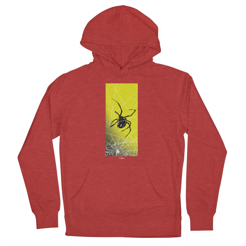 WIDOW 2 Women's French Terry Pullover Hoody by TBH805