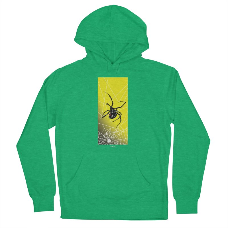 WIDOW 2 Men's French Terry Pullover Hoody by TBH805